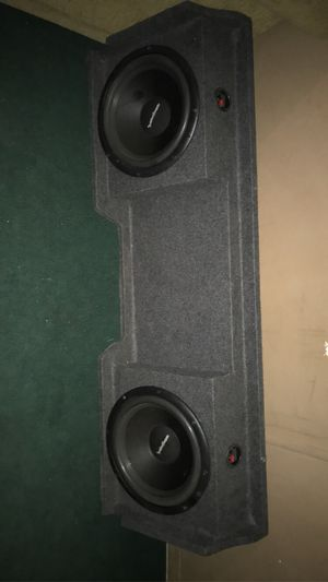 2 12's subwoofers for Sale in Phoenix, AZ