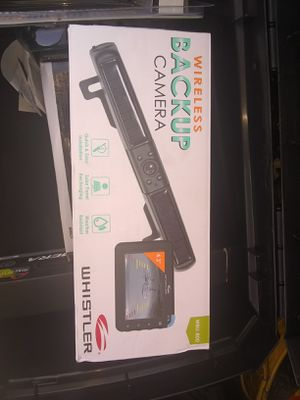 Back up camera for Sale in Fulton, MO
