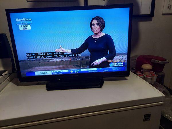 sharp aquos 32 in tv