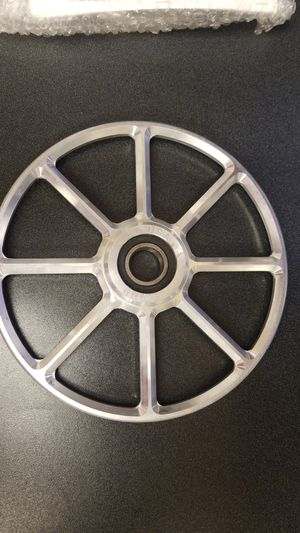 """9"""" Billet Wheel for snowmobile for Sale in Olympia, WA"""
