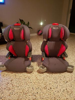 Graco TurboBooster High Back Booster Car Seat for Sale in Miami, FL