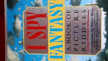 I Spy Fantasy Book Brand New Book. for Sale in Newark,  CA
