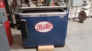 Antique vantage Pepsi Cola Cooler for Sale in Rancho Cucamonga, CA