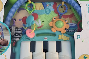 Fisherprice Kick & Play Piano Gym for Sale in Norwalk,  CA