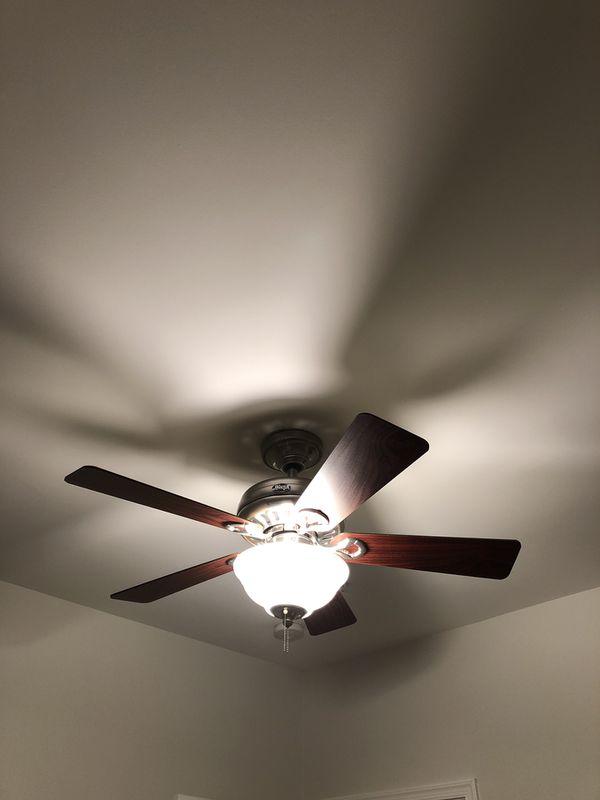 """Hunter 44"""" Indoor Ceiling Fan"""