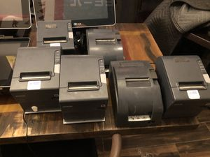NCR Terminals & Epson printers for Sale in Dallas, TX