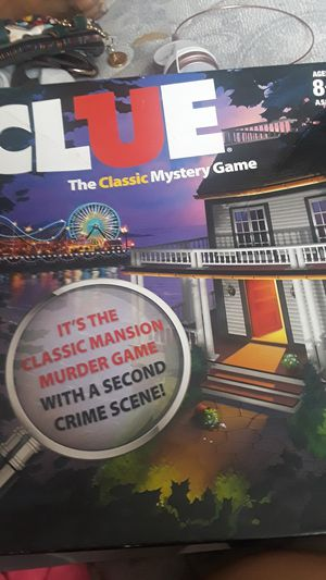 Clue board game for Sale in Columbus, OH