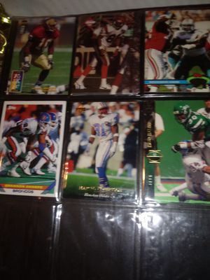 Tons of sports cards some packages unopened. Most from 90s make offer for Sale in Las Vegas, NV