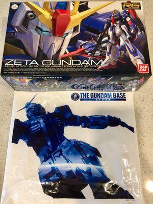 BANDAI Gundam Model Kit 1/144 scale for Sale in Fremont, CA
