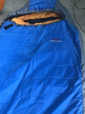 Outdoor sleeping bag for Sale in Schaumburg, IL