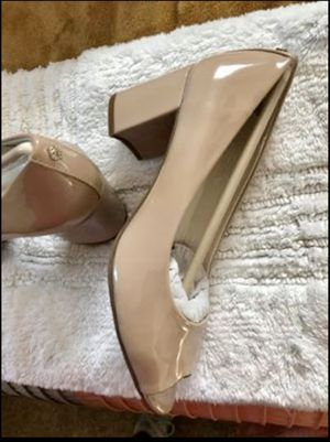 Anne Klein Chunky Heel Peep Toe Shoes for Sale in Loveland, OH