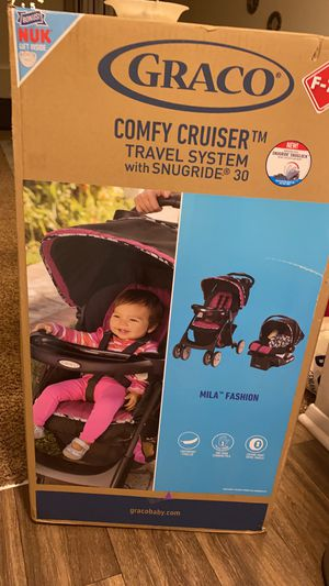 Baby stroller and car seat for Sale in Youngstown, OH
