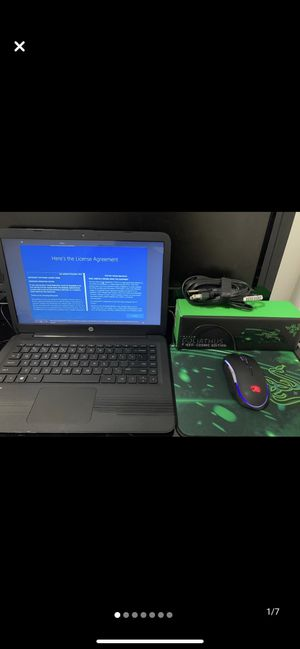 HP LAPTOP it can play Fortnite for Sale in Midvale, UT