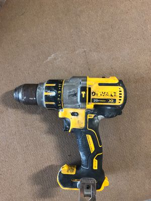 DEWalt 20volt XR Drill and Hummer Drill for Sale in Alexandria, VA