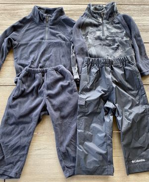 COLUMBIA KIDS layers sets & snow pants 2T for Sale in Galt, CA