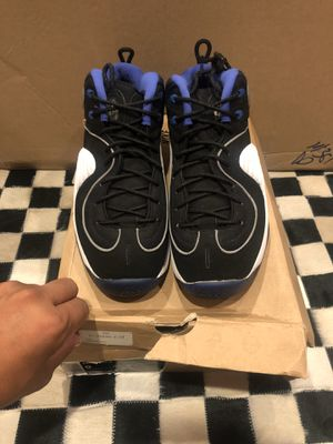 "Nike Air Penny 2 ""Orlando Magic"" Size 9. Worn 1x for Sale in Farmingdale, NY"