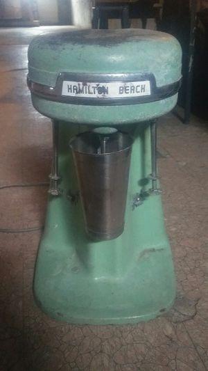 Antique jadeite Hamilton Beach milkshake machine for Sale in Columbia, MO