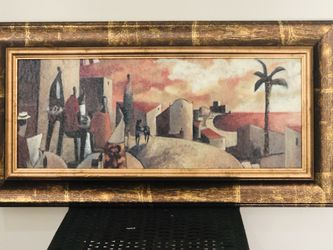 Hand Painted Painting for Sale in Hollywood,  FL