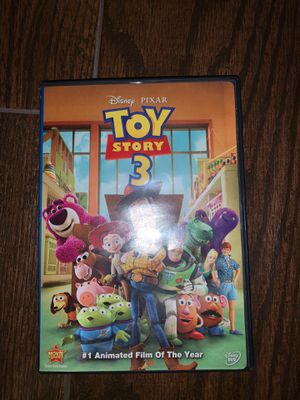Toy Story 3 DVD for Sale in Chandler, AZ