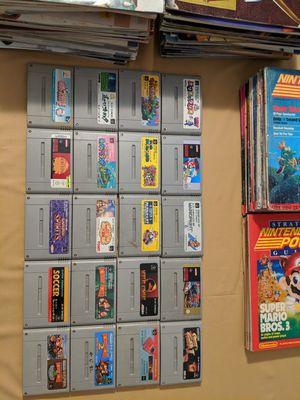 Nintendo famicom games for Sale in Riverside, CA