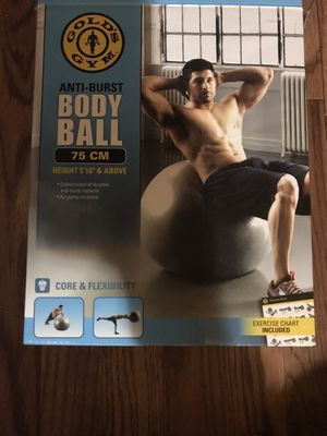 Body Ball exercise for Sale in Lexington, KY