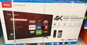 "75"" TCL ROKU TV for Sale in Covina, CA"
