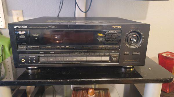 Vintage Pioneer receiver