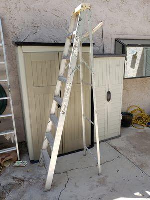 8' Aluminum ladder for Sale in Las Vegas, NV