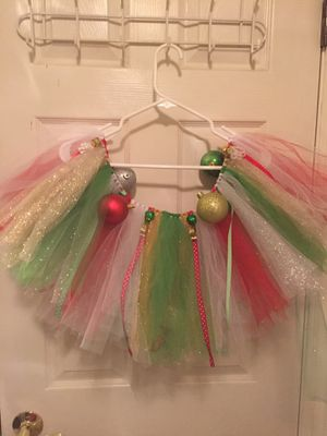 Christmas Ugly sweater tutu for Sale in Rancho Cucamonga, CA