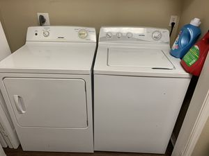 Full size washer & dryer for Sale in Westminster, CO