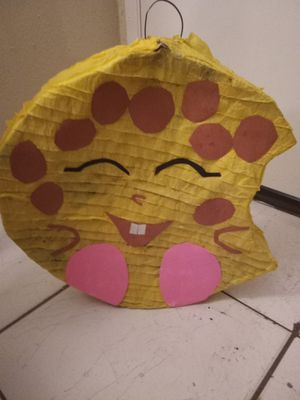 Cookie cookie Shopkins pinata for Sale in Houston, TX