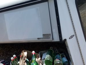 Construction camper for sale whit both sides storage for Sale in Valley Springs, CA