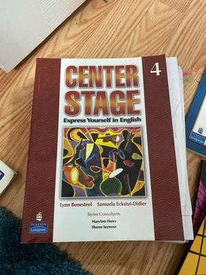 Center stage book for Sale in Newark, NJ