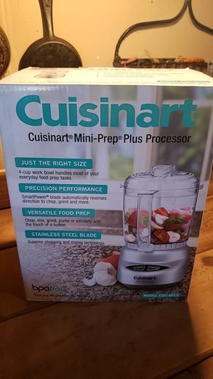 Cuisinart food processor for Sale in Martinsburg, WV