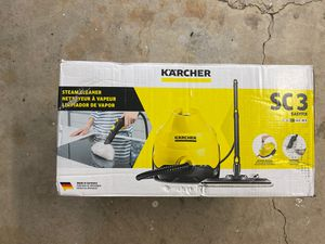 Karcher SC 3 Steam cleaner brand new never used for Sale in Coopersburg, PA