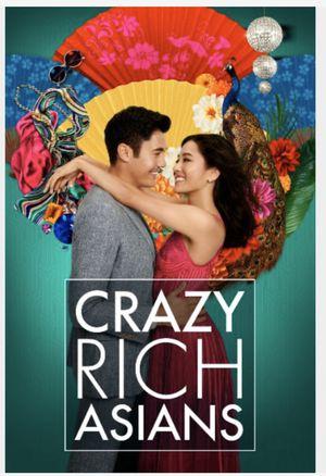 Crazy Rich Asian - Digital Copy Code - VUDU HDX Movie for Sale in Eastvale, CA