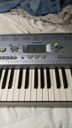 Portatone electronic keyboard for Sale in Tacoma, WA