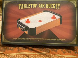 2 Air hockey table top games for Sale in Glendale, AZ