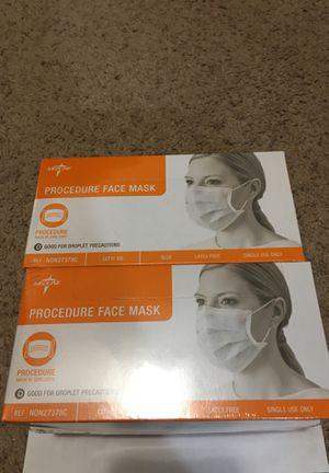 """FACE MASK """"MEDLINE PROCEDURE FACE MASK"""" for Sale in Las Vegas, NV"""