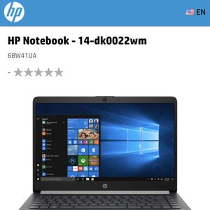 HP Notebook 14 for Sale in Dallas, TX