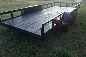 brand new 16ft utility trailer for Sale in McKinney, TX