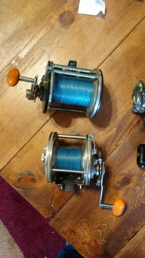 Fishing rod and reels for Sale in Oceanside, CA