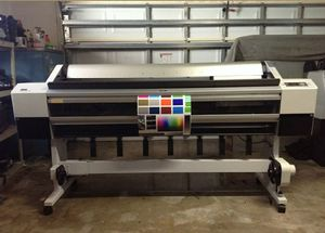 Epson Large Format Printer for Sale in Irving, TX