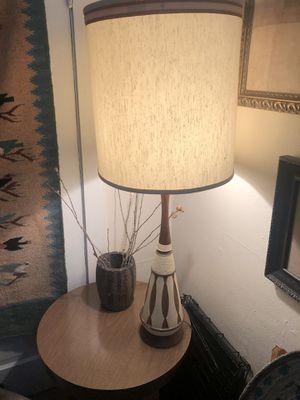 Mid century modern lamp for Sale in Denver, CO