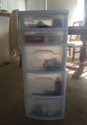 Drawer storage container sterilite for Sale in Irvine, CA