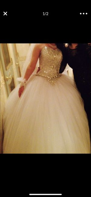 Wedding dresses for Sale in Bridgeville, PA