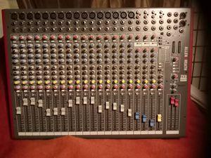 I've got an Allen & Heath 22fx mixer for Sale in HILLTOP MALL, CA