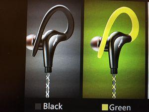 Set of 2-NEW Waterproof Sport Headphones W/ microphone for Sale in Kirkland, WA