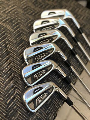 Titleist Forged Golf irons and Titleist Driver for Sale in Danville, CA