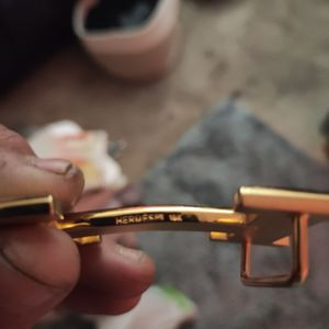 Herme's 18k Gold Buckle. Authentic And Solid for Sale in San Diego, CA